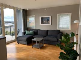 Modern apartment in the Harbour of Jørpeland, leilighet på Jørpeland
