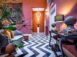 Hotel Ungherese Small Luxury Hotel, hotel a Firenze