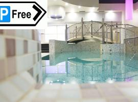 Hotel Korona Spa & Wellness, hotel in Lublin