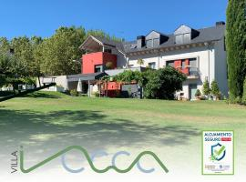 Villa iacca, hotel in Jaca