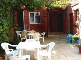 Гостевой дом на 4 номера, homestay in Gelendzhik