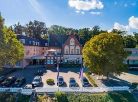 Parkhotel Berghölzchen, Hotel in Hildesheim