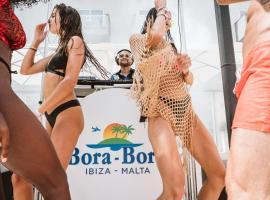 Bora Bora Ibiza Malta Resort, hotel in St Paul's Bay
