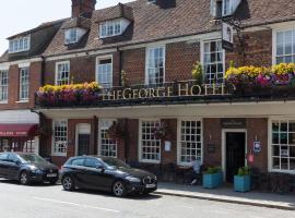 The George Hotel & Brasserie, Cranbrook, hotel in Cranbrook