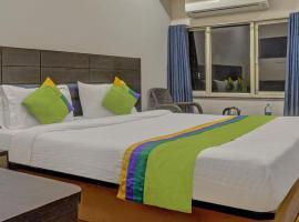 Treebo Trend Hotel Dua Continental, hotel near Dr. Babasaheb Ambedkar International Airport - NAG, Nagpur