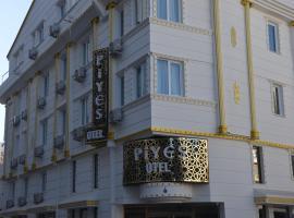 Piyes Otel, отель в Анталье