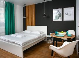 Apartments Domant Romanova 60/1, hotel in Novosibirsk
