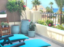 5* Luxury Apartment in Marbella. Beachfront, Pool, wifi, really special, luxury hotel in Marbella