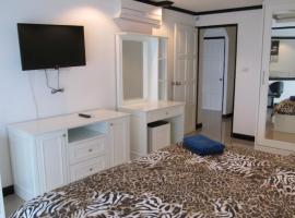 Jomtien Beach Condominium Jbc A3 Floor 12 Room 2728 วิลลาในหาดจอมเทียน