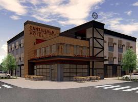 Cantilever Hotel, Trademark Collection by Wyndham, отель в городе Ranier