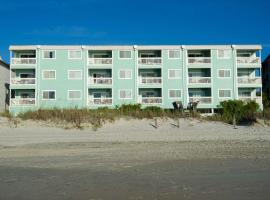Sandpebble Beach Club Surfside Beach a Ramada by Wyndham, apartment in Myrtle Beach