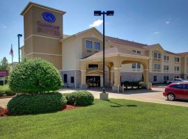 Comfort Suites Tyler South, hotel din Tyler