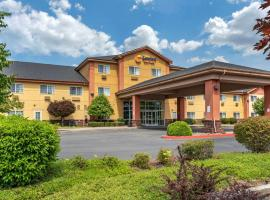 Comfort Suites, hotel in Salem