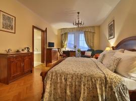 Boutique Hotel Constans, hotel in Prague