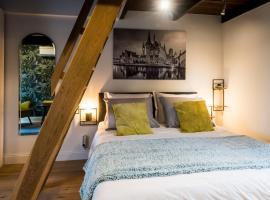 Hof Leskensdaele, budget hotel in Geraardsbergen