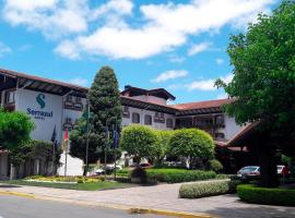 Serrazul Hotel Distributed By Intercity, hotel near Santa Claus Village, Gramado