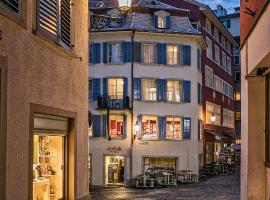 Marktgasse Hotel, hotel in Zurich