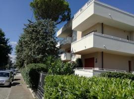 Appartamento Riccione vicino a impianti sportivi, apartment in Riccione