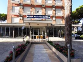 Hotel Madonna Del Pino, hotel in Cervia