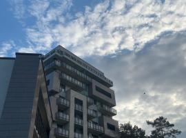 Panorama apartment, apartamentai mieste Druskininkai