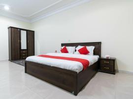 OYO 542 Adwa'a Al Wadi, hotel en Taif