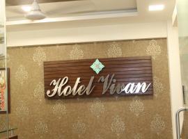 Hotel vivan, hotel in Gandhinagar