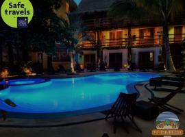 Hotel El Pueblito, hotel in Holbox Island