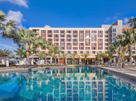 Hilton Miami Dadeland, hotel near University of Miami, South Miami