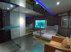 Motel Over Night - Adults Only, hotel em São Paulo