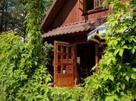 Przytulia - chata na bezdrożach Roztocza – willa