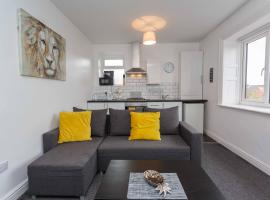 Cherry Property - Pineapple Suite, apartment in Blackpool