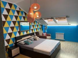 Апартаменты Морской Конёк, self catering accommodation in Gelendzhik