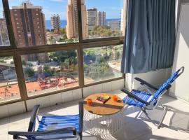 Gemelos 2 Holiday apts. with pool, apartamento en Benidorm