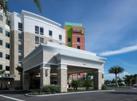Home2 Suites By Hilton Cape Canaveral Cruise Port, hotel near Port Canaveral, Cape Canaveral