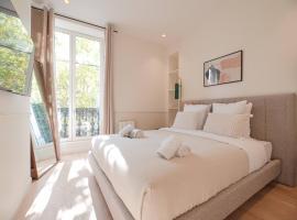 MBM - Luxury apartments PARIS CENTER, appart'hôtel à Paris