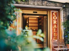 Hotel Corallo, hotell i La Spezia