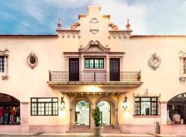 Hotel Urdiñola Saltillo, hotel in Saltillo