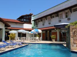 Hotel Sion, hotel em Itanhaém