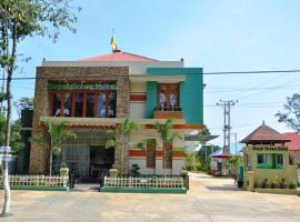 Royal Green Hotel, hotel in Pyin Oo Lwin
