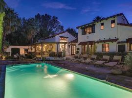 Movie Colony Palm Springs Estate, villa in Palm Springs