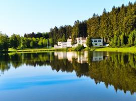 Resort Luna Vysočina, hotel in Ledeč nad Sázavou