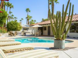 Fairway To Heaven, villa in Palm Springs