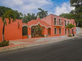 Hacienda San Miguel Hotel & Suites, hotel near Isla Pasion Weddings, Cozumel