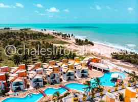 Chalés Paraíso de Maracajaú 1, hotel in Maracajaú