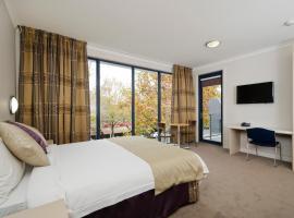 Carlton Lygon Lodge, serviced apartment in Melbourne