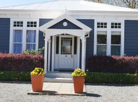 Havelock Cottage on St Georges, hotel in Havelock North