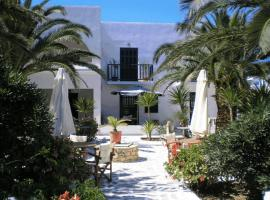 Villa Maria Vekri, accommodation in Koufonisia