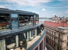 Hotel Clark Budapest - Adults Only