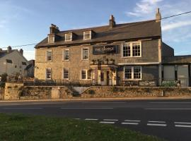 The George Inn, hotel in Plympton