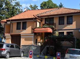 Семеен хотел на площад Ренесанс, хотел в Пловдив